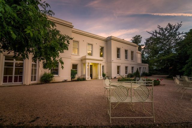 Morden Hall a South London country house wedding venue