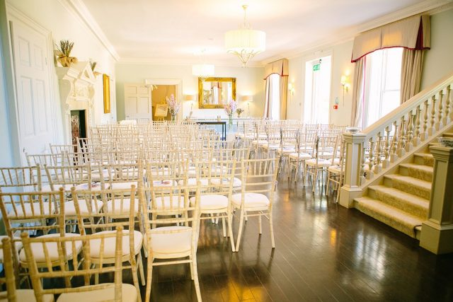 Seating area for your guests in a exclusive South London wedding venue