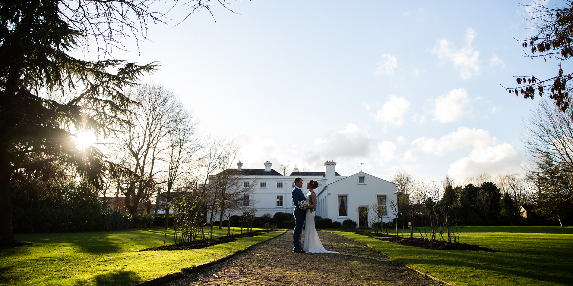 Liz and Andrew share their wedding day at Morden Hall one of the finest wedding venues in London