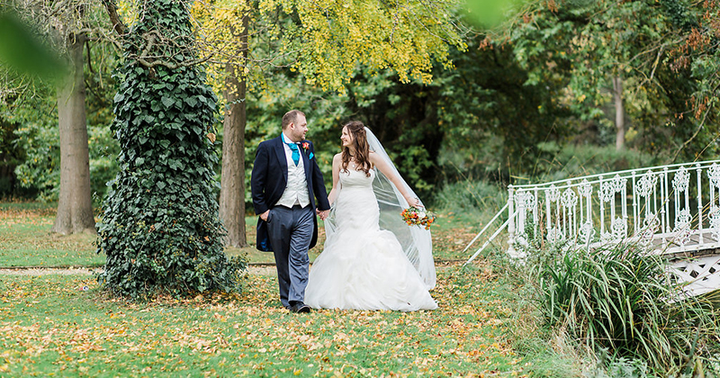 Autumn Wedding Ideas for your Country House Wedding