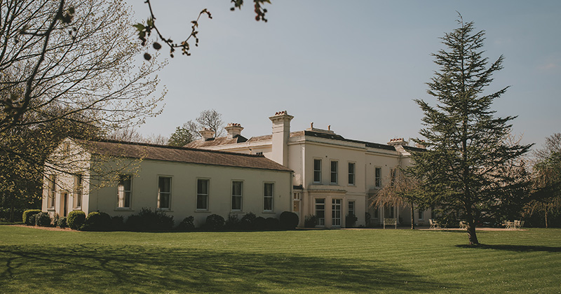 The stunning Morden Hall with its luscious lawn is the perfect setting for your outdoor drinks reception in London