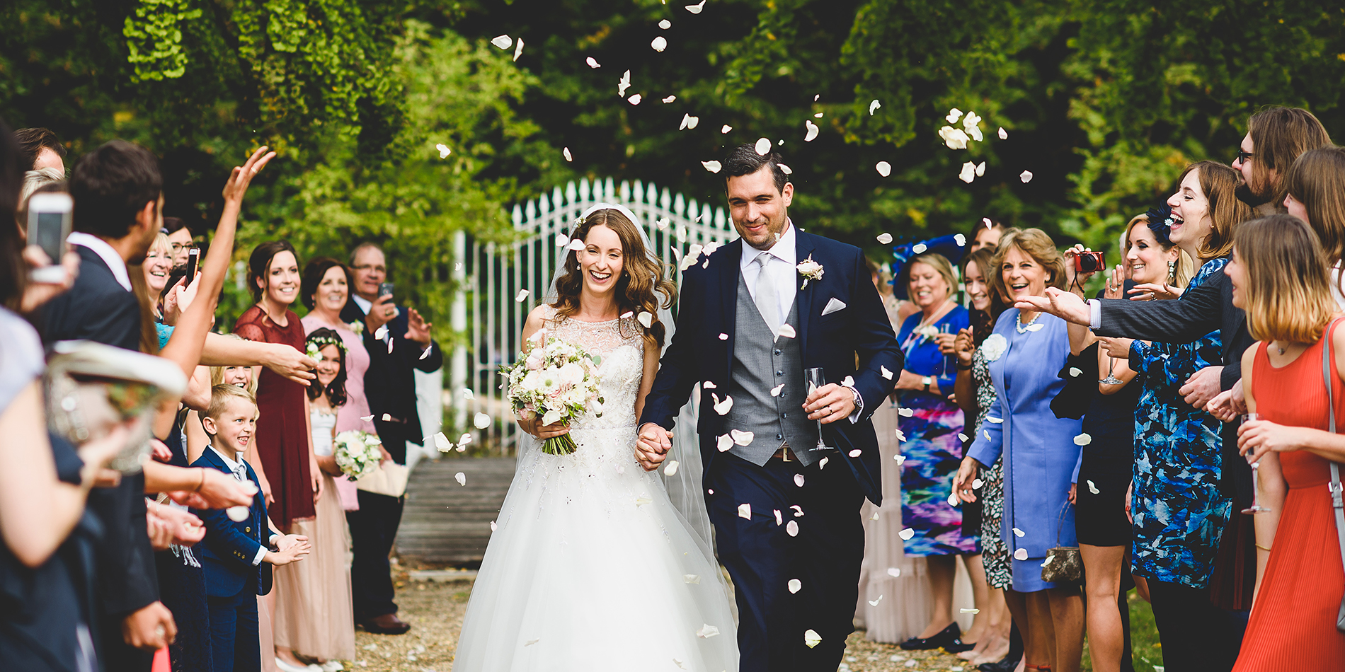 Spring Ideas for your Country House Wedding