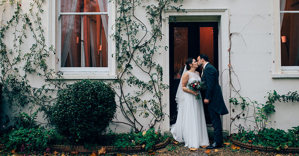 Autumnal Romance at Morden Hall