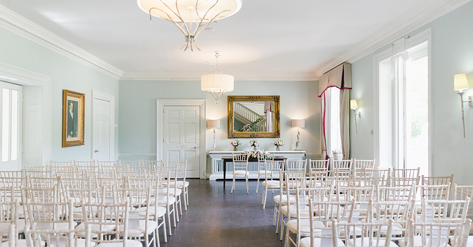 Your Wedding Ceremony at Morden Hall